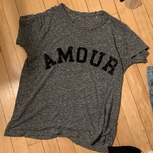 Zadig and Voltaire Amour Tee